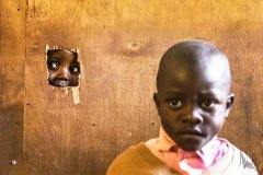 Nairobi: Teaching at Ngando Preparatory School