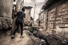 Nairobi: Kibera slum