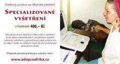Specialized medical examination