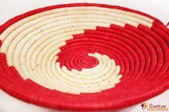 Bowl – string – large red