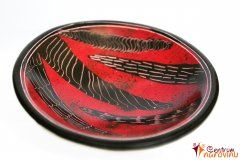 Bowl (small) red