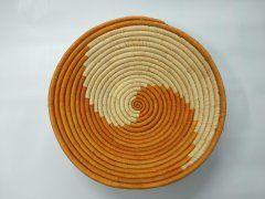 Bowl large orange