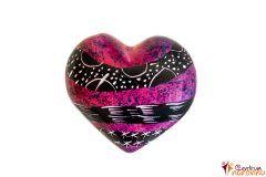 Heart violet (strips)